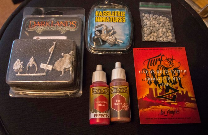 Model Box Unboxing – Barbarians