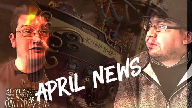 April's News