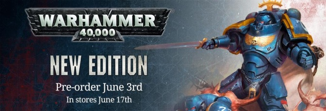 New Warhammer 40k: Release Date Confirmed!
