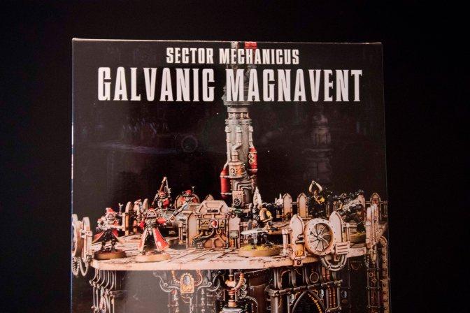Sector Mechanicus: Galvanic Magnavent Unboxing