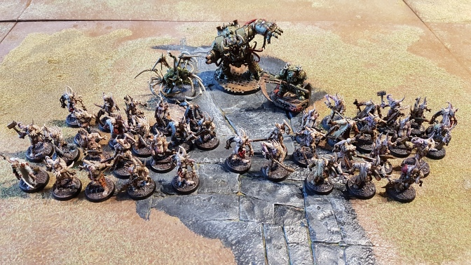 Matt's Project Log #01 – Death Guard