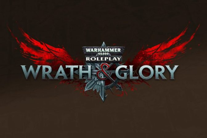 Wrath & Glory Announced