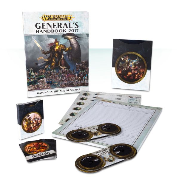 General's Handbook 2017 – Warlord Edition Unboxing!