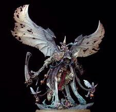 Mortarion Approaches