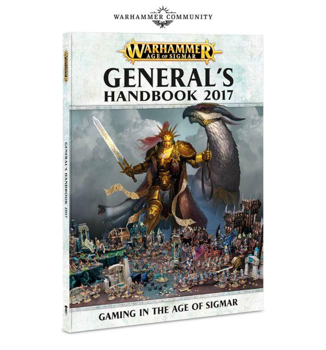 General's Handbook 2017 Release Date!