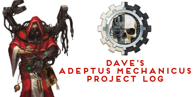 They Came From Mars – Dave's Project Log