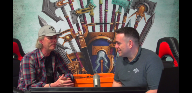 Forge World news from Warhammer Live!