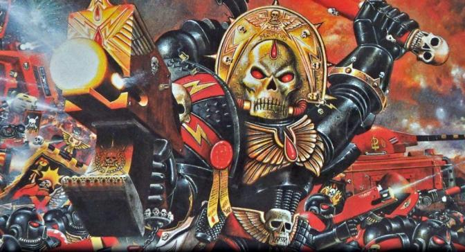 Next two Codexes revealed – Blood Angels and Dark Angels
