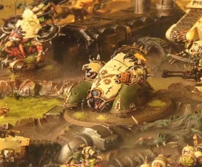 Myphitic Blight-Hauler – Easy to Build kit on the way!