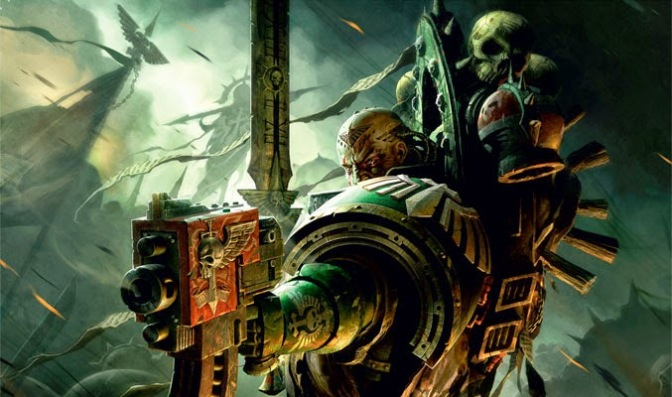 The Lion Approaches? Dark Angels Rumours