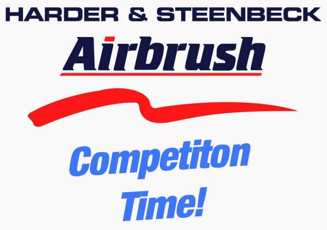 Element Games Custom Airbrush Competition!