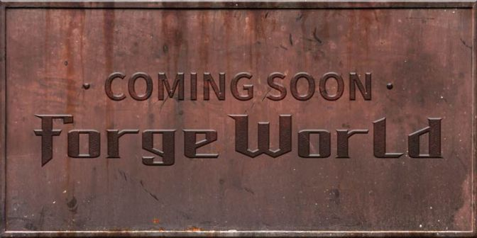 Coming soon from Forge World: Varagyr Terminators