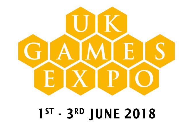 Games Workshop sponsor the UK Games Expo 1st – 3rd June 2018