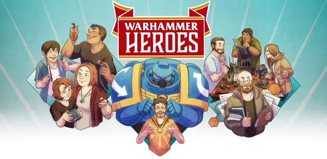 Warhammer Heroes – Voting now live!