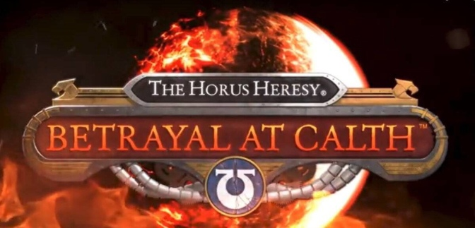 The Horus Heresy: Betrayal at Calth – PC/VR Game Revealed