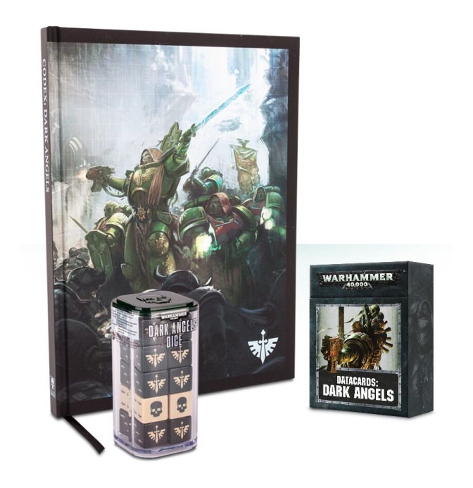 Dark Angels Preorders Live