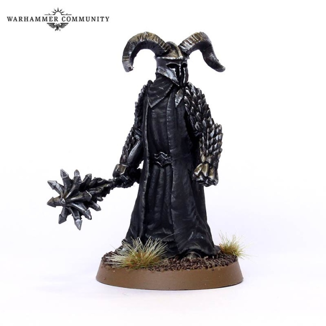 Khamûl the Easterling: New Forge World Mini