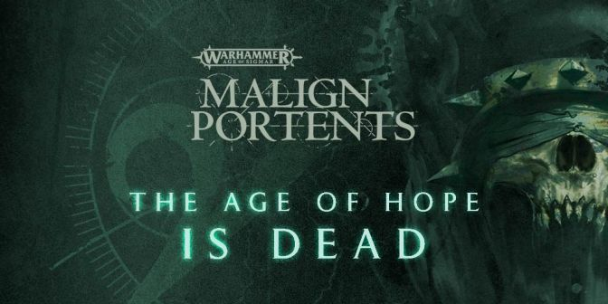 Malign Portents: Website Launch