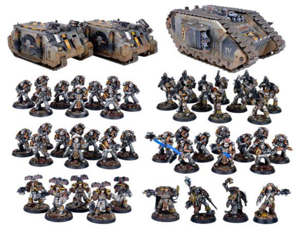 Warhammer 30k: Iron Warriors