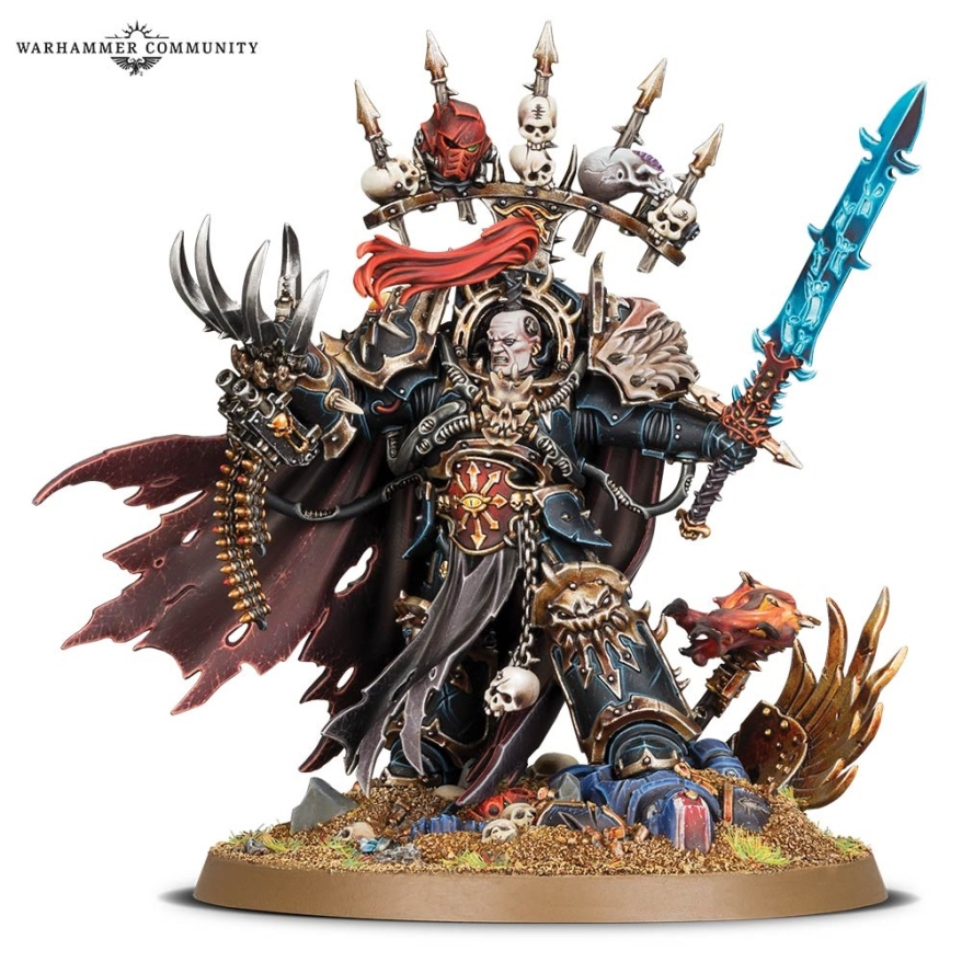 Next Week's Preorders: Abaddon! Chaos Marines! Updated Codex