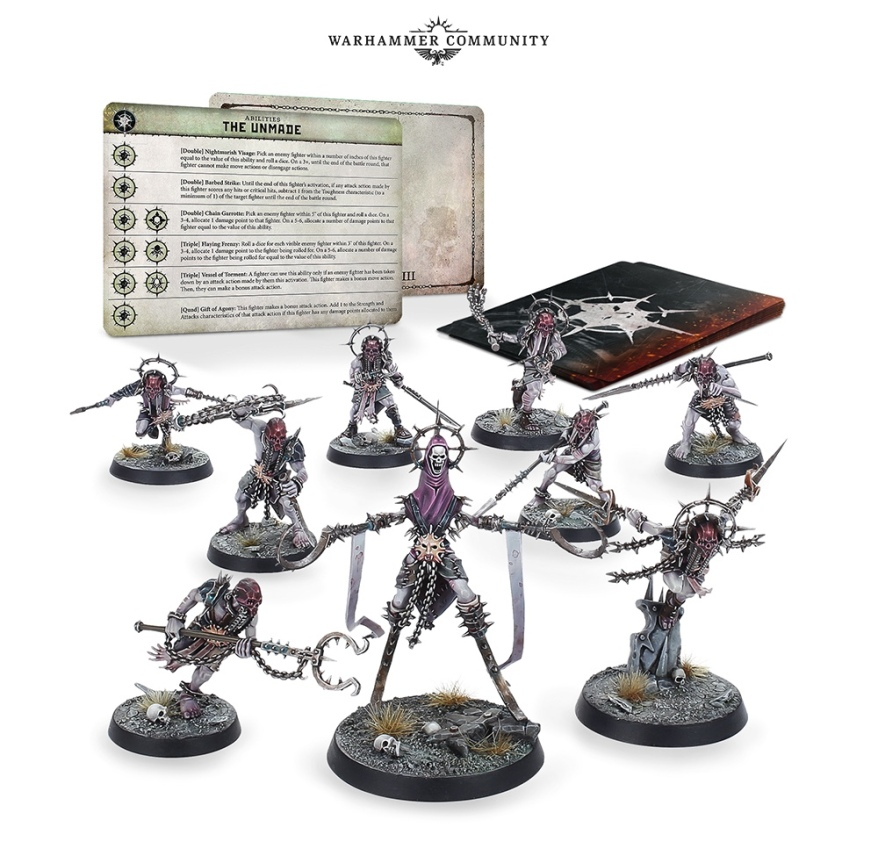 Next Week's Preorders! More Warcry and Necromunda! – Sprues & Brews