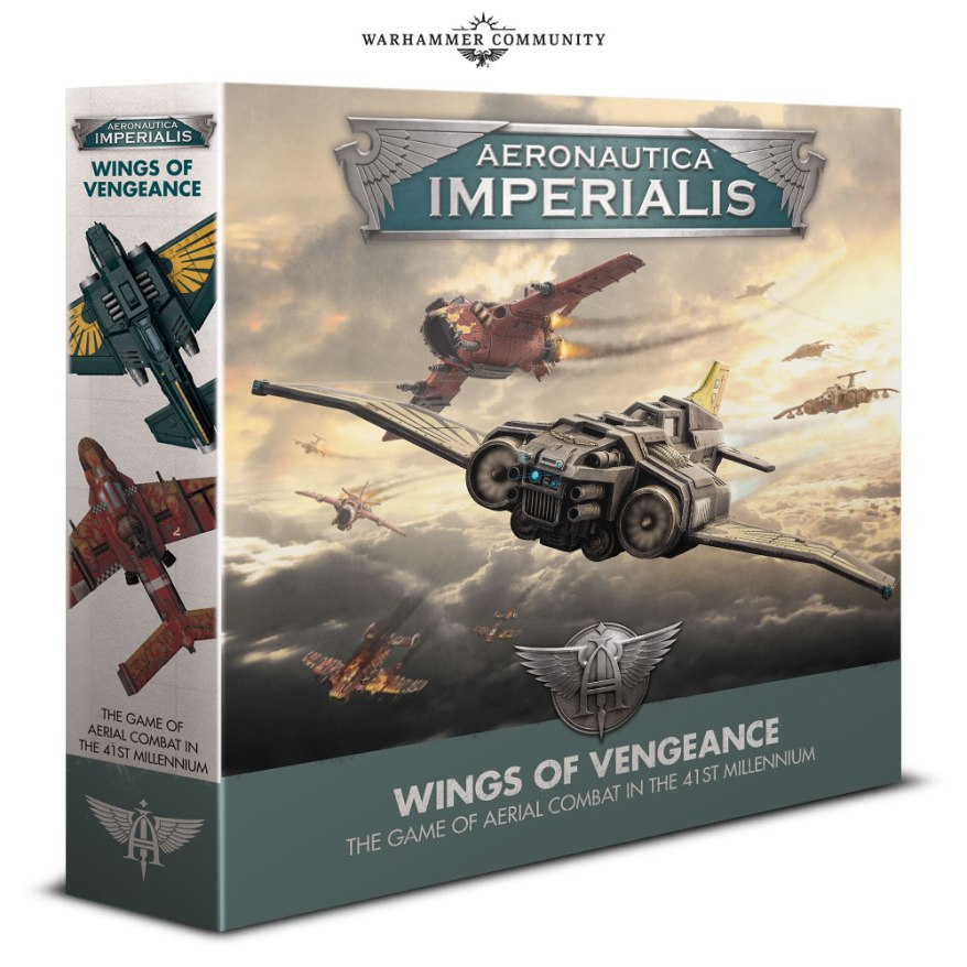 Aeronautica Imperialis Wings Of Vengence Out September 7th Sprues Brews Justifiable force against one group violently discriminating against another group. aeronautica imperialis wings of